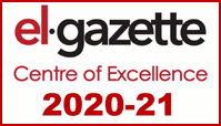 el-gazette Centre of Excellence 2020-2021